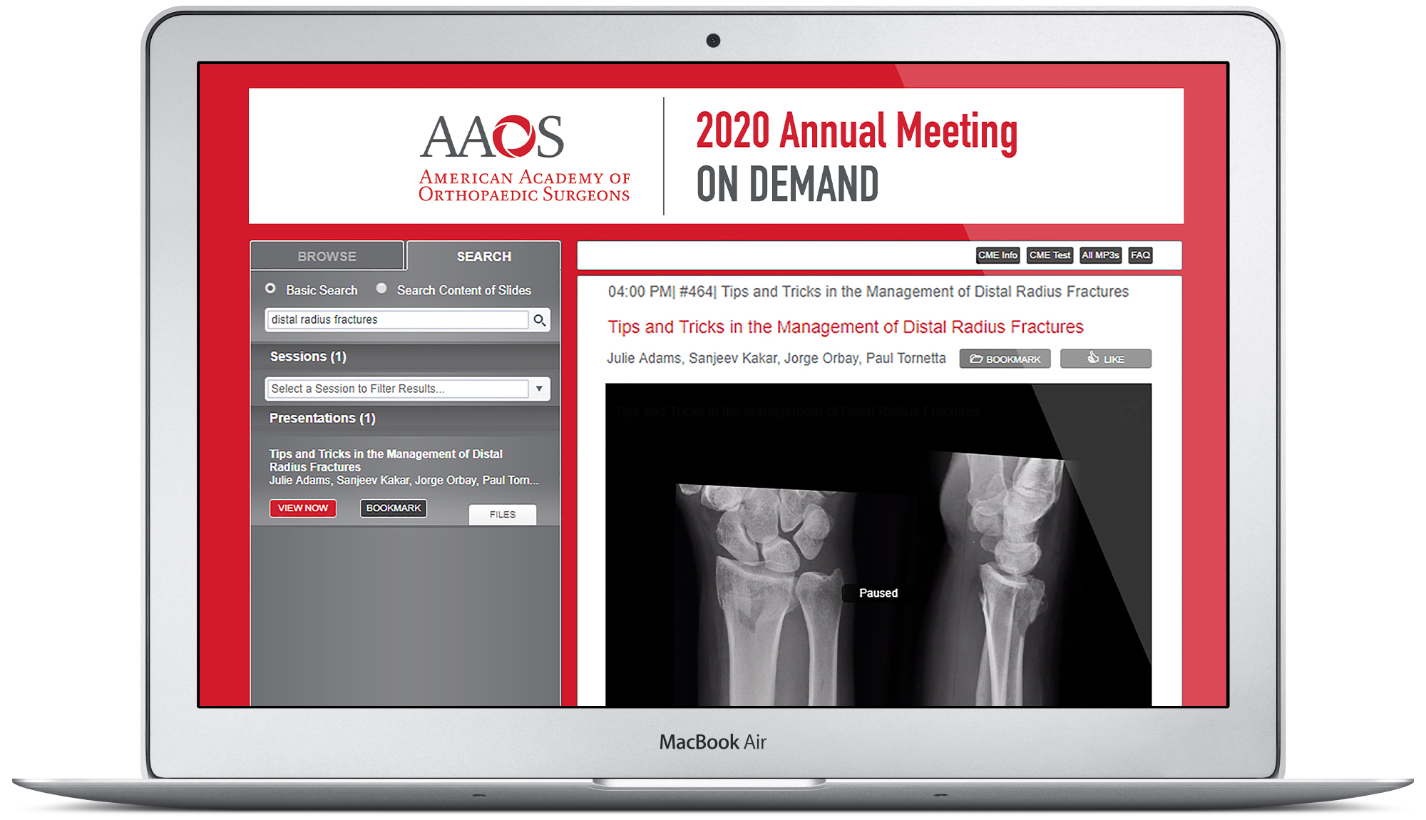 2020 Annual Meeting On Demand